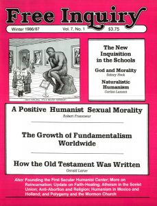 What is a secular humanist view on sexuality