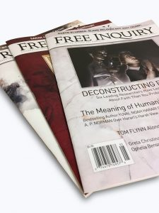 Free Inquiry Article Submission Guidelines | Free Inquiry