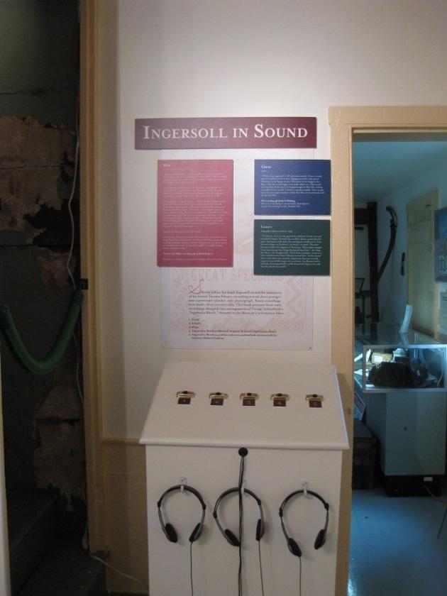 Audio_Kiosk_Ingersoll Museum
