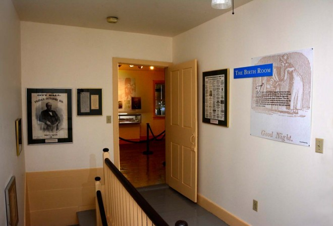 Ingersoll Museum Upstairs Hallway