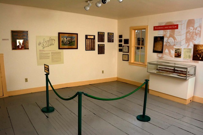 New Upstairs Room Ingersoll Museum